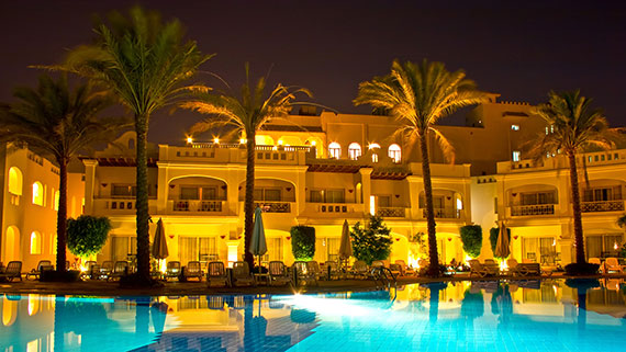 طراحی سایت هتل